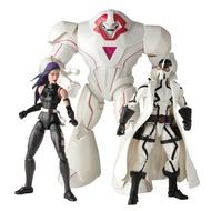 漫威X戰警電影20週年紀念傳奇6吋人物組 Psylocke+Fantomex+Nimrod  玩具反斗城
