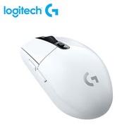 Logitech 羅技 G304 LIGHTSPEED 無線電競滑鼠 白色