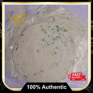 【Eatery Market】Jay Chou Roti Canai Scallion Pancake 周杰伦手抓葱油饼 (5 PCS)