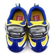 【童鞋城堡】酷帥運動鞋 Tomica多美小汽車(TM7788-藍)