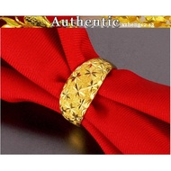 916 gold ring local gold female models adjustable size starry ring