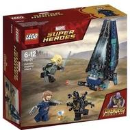 樂高積木 LEGO 76101 Outrider Dropship Attack