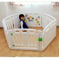 日本品牌 免運 JTC 六片式兒童遊戲圍欄 可調整圍欄 圍欄 兒童圍欄 J-4869 六片式圍欄 組合式圍欄 加購延伸片