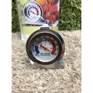 I Max Stainless Fridge Thermometer - 30 ~ 30 Degree Thermometer