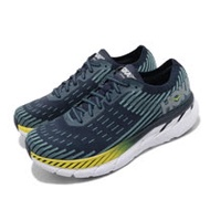 Hoka One One 慢跑鞋 Clifton 5 Knit 運動 男鞋 HO1094309BISB