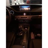Lexus-凌志 ES300~ES350 汽車音響安卓主機 觸控螢幕 衛星導航