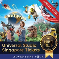 [LOWEST BUNDLE DEAL!] Free 2 Way Batam Ferry Ticket (PROMOTION) with Universal Studios Singapore Ticket (CHILD)