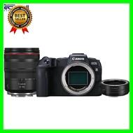 Canon Camera EOS R Kit RF 24-105mm (ประกัน EC-Mall) เลือก 1 ชิ้น อุปกรณ์ถ่ายภาพ กล้อง Battery ถ่าน Filters สายคล้องกล้อง Flash แบตเตอรี่ ซูม แฟลช ขาตั้ง ปรับแสง เก็บข้อมูล Memory card เลนส์ ฟิลเตอร์ Filters Flash กระเป๋า ฟิล์ม เดินทาง