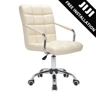 JIJI Supervisor Office Chair 12 Cubes (Free Installation) - Office chair/Study chair/Gaming chair/Ergonomic/ Free 12 Months Warranty (SG)