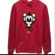 PANCOAT MONKEY hoodie zipper basic sweater