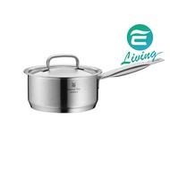 WMF GOURMET PLUS 五星不銹鋼單柄含蓋湯鍋 16cm #0726166030
