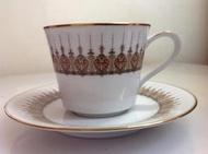 咖啡杯:日本Noritake 1970年代製造