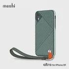 Moshi Altra for iPhone XR 腕帶保護殼森綠