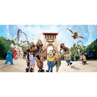 【 PROMO 】Universal Studios Singapore (USS) Admission Ticket