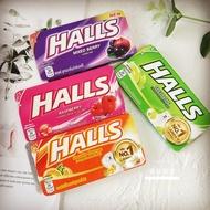 🇹🇭 泰國代購  halls 喉糖