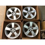 Honda Civic 喜美八代 原廠鋁圈  ET45   6.5J   5*114.3 便宜賣