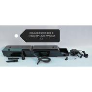 Dophin P1008 Black Top Filter Box Power Head Pump Aquarium Fish [P-1008]
