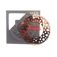 53t 56t Bcd 130 Mtb Folding Bike Crankset Chainring Luce Bubble Ring