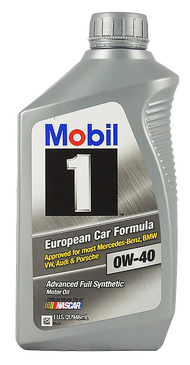 Mobil 1 FS ECF 0W40 合成機油 #4962