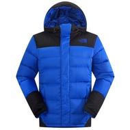 【美國 The North Face】M零碼7折》頂級鵝絨800FP 男款保暖連帽羽絨外套.防風雪衣 CUE5