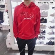 {限量} FILA #米蘭SNBN系列 長袖連帽T恤 時尚運動 2020米蘭時裝週SNBN系列 限量發行 拉鍊