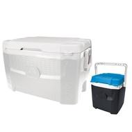 【J&P】好市多代購(免運) Igloo 美國製 52&11公升雙冰桶組 冰箱 露營