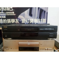 TEAC CD-P3100 1-Bit DAC CD player CD播放器 (故障機)