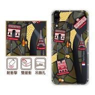 【反骨創意】ASUS ZenFone 5/5Z 彩繪防摔手機殼 世界旅途-巴黎左岸(ZS620KL/ZE620KL)