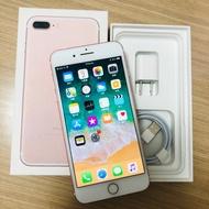 iPhone 7 Plus 128g 玫瑰金 女生自用機 7plus 128g 二手機 女用二手機 蘋果 二手機