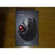 日本購買 ELECOM EX-G PRO軌跡球無線/有線/藍芽三用滑鼠 M-XPT1MRXBK