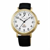 ORIENT 東方錶 POWER RESERVE系列 (FDD03001W) 經典復古手動上鍊機械錶 40mm