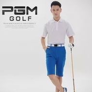 Pgm Golf Men Summer Breathable Quick Dry Shorts British Style Sportswear Shorts Summer Thin Dry Fit Shorts AA11851