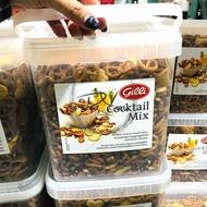 RYOU.Gilli 綜合造型脆餅派對桶 1500公克 法國 餅乾 點心 零食   COSTCO 好市多