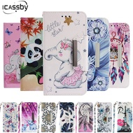 Sony Xperia XZ2 Compact H8324 H8314 Case Sony XZ2 Compact PU Leather Wallet Flip Cover Sony Xperia XZ2 Compact H8314