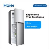 Haier HRF-238H 240L 2 Door Non Inverter Refrigerator Fridge Peti Sejuk