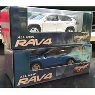 TOYOTA  ALL NEW RAV4  1:43玩具模型車/迴力車