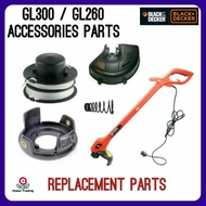 SPARE PART FOR BLACK DECKER GL300 GRASS TRIMMER