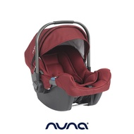 荷蘭NUNA-PIPA提籃汽座-莓紅色