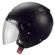 【ZEUS】210B 素色 3/4罩(安全帽│機車│內襯│鏡片│半罩│全可拆│開放式安全帽│GOGORO)