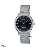 ของแท้ นาฬิกาข้อมือ Casio รุ่น MQ-24 สายสแตนเลส