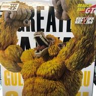 海外限定 七龍珠 黃金大猿