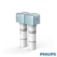 (送濾心WP3976) PHILIPS 飛利浦 CBPA+UF 三重濾淨 櫥下型超濾淨水器 WP4141
