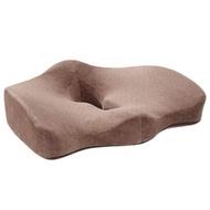 Memory Foam Seat Cushion Coccyx Orthopedic Car Seat Cushion Office Chair seat Cushion Ergonomic Design coffee