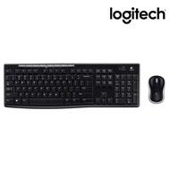 Logitech 羅技 MK270r 無線滑鼠鍵盤組 繁體中文版