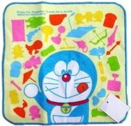 全世界 代購 現貨供應中 日本製 兒童手帕 小手帕 小毛巾 小方巾 哆啦A夢 不二家 湯瑪士小火車 中市可自取