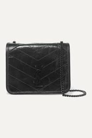 Saint Laurent Niki mini YSL鏈條側背包 折扣 35800/個