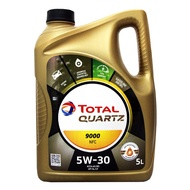 TOTAL QUARTZ 9000 NFC 5W30 合成機油 5L