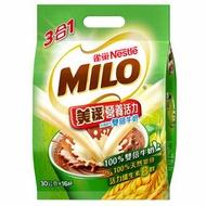 雀巢 美祿 巧克力麥芽飲品雙倍牛奶添加 (30gX16入)/袋【康鄰超市】