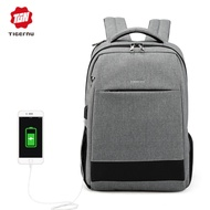 [Tigernu] กระเป๋ากันขโมย เป้สะพายหลัง เป้เดินทาง กระเป๋าโน๊ตบุ๊ค สไตล์นักธุรกิจ ขนาด 12.1 -15.6 นิ้ว รุ่น กระเป๋าสะพาย เป้ T-B3516