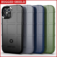 iPhone 12 Pro Max/12/12Pro/12miniShockproof Casing Soft TPU Cases iPhone 11 pro max Matte Silicone Cover